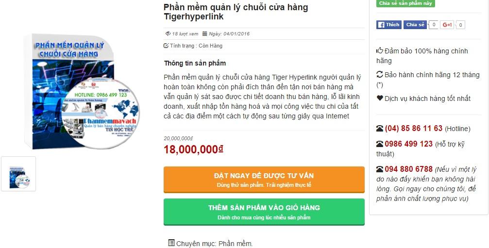 Hướng dẫn mua hàng online phanmemmavach.com